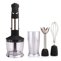 Wholesale High Quality Used Kitchen Electric Hand Blender Mini electric hand food stick blender
