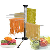 FDA Metal ECO Friendly Pasta Drying Rack Attachment Pasta Drying Rack Spaghetti Dryer Stand noodle kitchen tools kitchen accessories pasta machine