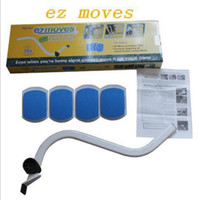 Wholesale Moving Tools - EZ Moves Steel Furniture Moving Tools Reusable Furniture Moving System Carpeted Surfaces Glide Moving Kit With Retail Package