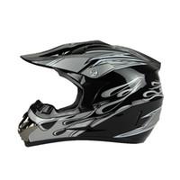 Wholesale Helmet Motorcycle Xs - ABS Moto Biker Helmets New Motorcycle Helmet New Motorcycle Helmet Mens Top Quality Capacete Motocross Off Road Motocross Helmet DOT