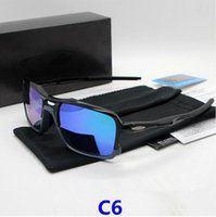 Wholesale Option Mirror - 2017 Hot-sale TRIGGERMAN mirror Polarized Sunglasses TR90 Frame cycling sunglasses muti-colors options with full-set packing freeshipping