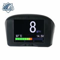 Wholesale Code Alarm Keyless Entry - Hot Sale original AUTOOL X50 PLUS Car OBD Smart Digital & Early Alarm fault code Multi-Function Meter Fast & Free Shipping
