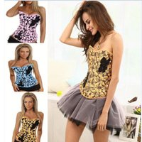 Wholesale Cheap Waist Slimming Corsets - 2017 Top Selling Cheap Price New Fashion Women Waist Slimming Corset Shapewear for Evening Party 0825