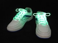 Wholesale I Buy Wholesale - Factory Wholesale good quality led waterproof shoelaces,glow laces,where can i buy led shoelaces,Disco Party Skating Sports Glow strings