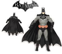 Wholesale Batman Figure Hot - Details about Hot Sale DC Marvel Batman Arkham City 18CM PVC Action Figure Fan Favourite