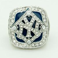Wholesale New York Ring - 2009 New York Yankees JETER World Championship Ring