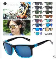 güneş gözlüğü yarış toptan satış-Yeni vz güneş gözlüğü erkek kadın moda trendi güneş gözlükleri yarış bisiklet spor açık güneş gözlükleri gözlük 004