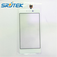 """Wholesale Touch Screen Blu - Wholesale-5.2"""" inch for BLU Life One X (2016) Touch Screen Digitizer Sensor Outer Glass Replacement Parts White"""