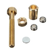 Wholesale High Quality Nuts - Free Shipping High Quality Nut Off Bolt Screw Trick Micro Psychic Rotating Close-Up Magic