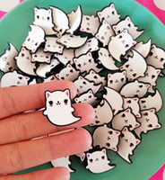 Wholesale Metal Clothes Pins - Wholesale- Free Shipping Cute Cartoon Metal Brooch Pin Button Pins Girl Jeans Clothes Bag Decoration For Women Gift Wholesale