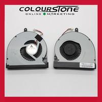 Wholesale Asus N56dp - Wholesale- Brand New Cpu Cooling Fan For ASUS N56 N56DP N56VW N56VM N56VZ N56SL N56DY KSB0705HB Notebook Laptop Cooler Radiators Fan