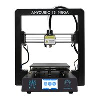 Wholesale 3d Stl - Anycubic 3D printer I3 Mega full metal frame colorful industrial grade high precision affordble Hot sale !!!