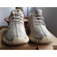 Wholesale Hot Turtles - Hot Sale Oxford Tan 350 Boost turtle dove grey Luxury Kanye Milan West Women Men Outdoor Sport Shoes Free Streetwear Running shoes