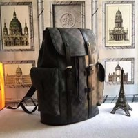 Wholesale Adjustable Bag - 2017 Men Outdoor Backpack Bag Brand Hague adjustable backpack straps presbyopic cortex N41379