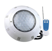 luces led 12v para piscinas al por mayor-Luz de la piscina del RGB LED blanco fresco 18W 24W 35W AC 12V Piscinas Estanque Piscina IP68 Luces subacuáticas Lámpara Sincronizar control CE ROSH