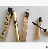 Mascara black thickness good - 2016 New Metal Kylie Mascara Waterproof Thickness Mascara Good Quality