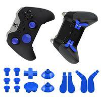 Wholesale Ps2 Controller Buttons - New Arrival XBOXONE Elite Handle Button Daquan Package Elite Edition Keypad PS4 Elite Mushroom Head Multi Colors Available