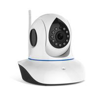 Wholesale Pan Tilt Remote - C7838WIP Wireless Security Network IP Camera WiFi Remote Surveillance 720P HD Indoor Pan Tilt Video Recording AT