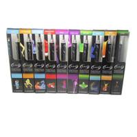 neue e-huka großhandel-Neue ursprüngliche Shishafeder der Fantasie E 800 Hauche Wegwerfshishafeder Wegwerfshisha gewürzte Zigaretten 1BOX / 12pcs geben DHL frei