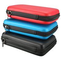 Wholesale nintendo 3ds xl cases - New High Standard Portable Useful Hard Carry Case Protective Bag Cover Pouch Skin Sleeve EVA for Nintendo for 3DS XL LL