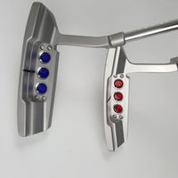Wholesale R 17 - 17 new CNC high quality putter 33 34 35 inch GSS Tour putter golf putt free shipping