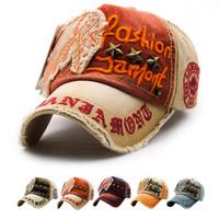 Wholesale Retro Snapbacks - GOOD Quality Brand Golf Cap for Men and Women Gorras Snapback Caps Retro Classic Baseball Caps Casquette Hat Sports Outdoors Cap