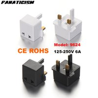 9624 outlet united kingdom - Top Quality CE ROHS US EU AU To UK Plug Adapter United Kingdom Universal AC Travel Power Adapter Converter Outlet