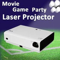 Wholesale Engineers Bag - Wholesale-Multifunction Home Theater Projectors Support wireless transmission pc USB HDMI Free bag 3d Movies Best Gift Free Shipping