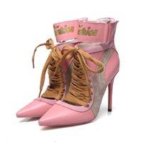 женские сапоги на высоком каблуке оптовых-Kukucos женская мода все кожаные сапоги на высоком каблуке торговля взрыв модели мода обувь