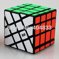 Wholesale Toy Magic Windmill - Moyu Aosu windmill black white cube Magic cube Cubo Magico Educational Toy Gift Idea