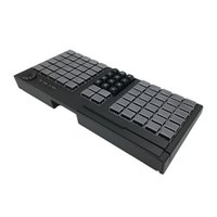 Wholesale KB76 POS keyboard all keys can be programmed with characters