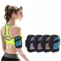 Wholesale Universal Phone Large Cases - Fitness arm package movement arm, multi function mobile phone arm package, large capacity iP portable arm bag