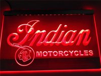 Wholesale Motorcycle Neon Signs - LG218r- Motorcycle LED Neon Light Sign