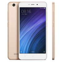 Wholesale Xiaomi Unlock - Global Version! Original Xiaomi Phone Redmi 4A Prime 2GB + 32G Mobile Phone quad core phone unlocked cell phones 13MP MIUI 8