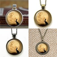Wholesale bunny necklaces for sale - Group buy 10pcs watership down first they have to catch you bunny pendant Glass Photo Necklace keyring bookmark cufflink earring bracelet