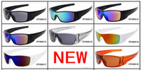 Wholesale Uv Aa - 10pcs SUMMER MEN sports UV cycling sunglasses protective driving glasses women fashion Outdoor riding glasses 10colors AA free shipping