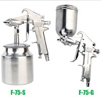 Wholesale F G and F S professional spray gun painting gun High quality Spray Gun airless paint Sprayer Air Brush Alloy Painting Paint Tool