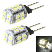 1 Paar G4 20 1206 SMD LEDs Weiße LED Licht Lampe Home Reading Auto Marine Boat Birne Spot Licht 12V