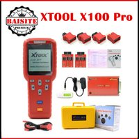 Wholesale Mitsubishi Immobilizer - Factory price!!Xtool X100 Pro Auto Key Programmer X 100 Pro Original Version X100+ Updated Version X-100 Pro ECU&Immobilizer Programmer