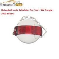Wholesale Outcode Ford - For Ford Outcode Incode Calculator +SW Dongle+2000 Tokens Free Shipping