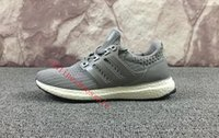 Wholesale Cheap Wholesale Sneakers Free Shipping - Free shipping Cheap Ultra Boost 4.0 Triple Running Sport Shoes zapatillas hombre mujer High quality Summer breathable sneaker