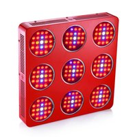 Wholesale GoldenRing S9 W Double Chips Full Spectrum LED Grow light Hydroponics Greenhouse Plants Veg and Bloom