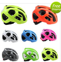 Wholesale Cycling Helmet Road - 2016 New Cycling Helmet Capacete Ciclismo SafetyHead Protect Bicycle Helmets Mountain Road Bike Helmet Cap Sport Men bicycle accessories New