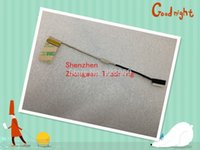 Wholesale Lcd Video Flex Cable - Wholesale- Genuine New LCD Video Ribbon Flex Cable For ASUS Eee pc EPC X101 X101H X101CH 14G225013000 cable