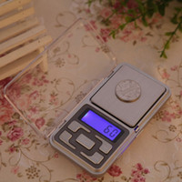 Wholesale Mini Jewellery - MINI 500g 0.01 DIGITAL POCKET SCALES JEWELLERY PRECISION ELECTRONIC WEIGHT LAB Precision Weight JEWELLERY ELECTRONIC POCKET LAB SCALE Mini