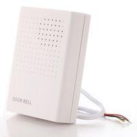 Wholesale Office Door Access Control - Wholesale- Free Shipping DC 12V Wired Doorbell Door Bell Chime for Home Office Access Control System