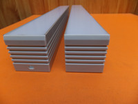 cubierta de perfil de tira de led al por mayor-Envío gratis nueva llegada aluminio led perfil con cubierta 25x2 m para pared / iluminación futura basada en tira de led / led neón