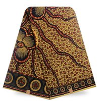 Wholesale latest cotton african Latest fashion design super hollandais wax african cotton african fabric for dress