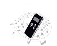 Wholesale Telephone Wav Recorder - Wholesale- 8GB Professional Audio Recorder Business Portable Digital Voice Recorder Support Telephone Recording