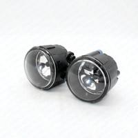Wholesale Nissan Car Fog Lamp - 2pcs Car Styling Right+Left Fog Light Lamp w  H11 Halogen 12V 55W Bulb Assembly for Nissan Juke Rouge Quest 2011-2014